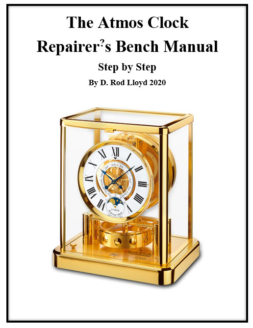 The Atmos Clock Repairers Bench Manual