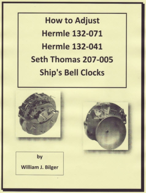 How to Adjust Hermle & Seth Thomas Ship Bell Clocks