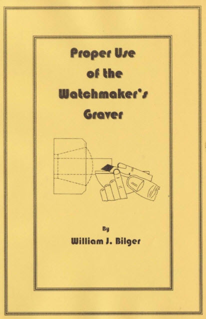 Watchmakers Graver